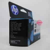 Original Cartridge - HP - Hp 21 (Black)