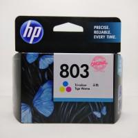 Original Cartrdige - HP - HP 803 Colour