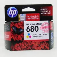 Original Cartridges - HP - HP 680 Colour