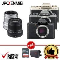 Harga fujifilm x t100 xt100 body xf 50mm f 2 garansi | Pembandingharga.com