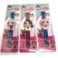 Jam Tangan Anak/Jam Tangan LOL Surprise/Mainan Anak
