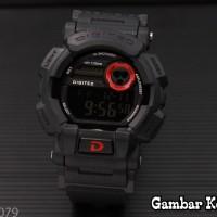 Jam Tangan Pria / Digitec Original DG-2089-T SJG0681 + Batrai Cadangan - GAMBAR KESATU