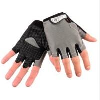 Sarung Tangan Sepeda untuk Anak - Ukuran S (Motif 2)