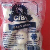 BASO IKAN KUAH 100GR / CIBI BASO IKAN KUAH
