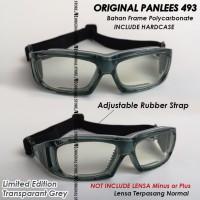 Google Panlees 493 Original kacamata Basket Frame Minus Plus Panless