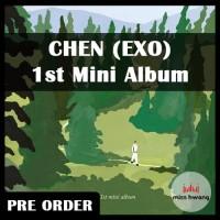 EXO CHEN - 1st Mini Album [April and a Flower]