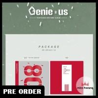 PENTAGON - GENIE:US [8th Mini Album]