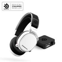 Steelseries Arctis Pro White - Wireless Headset Gaming