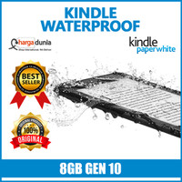 NEW WATERPROOF Kindle Paperwhite 8GB Black - With Offers