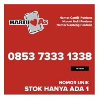 Kartu Perdana AS Nomor Cantik Hoki Ganteng 085373331338