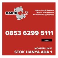 Kartu Perdana AS Nomor Cantik Hoki Ganteng 085362995111