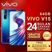 VIVO V15 6GB/64GB GARANSI RESMI 1 Tahun ORIGINAL