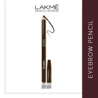 Lakme Classics Eyebrow Pencil Oil Free & Fragrance Free - Brown