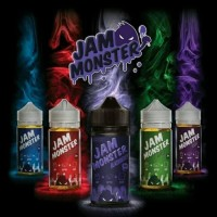 Jam Monster 100ML 3MG 6MG 100% Original USA Liquid Jam Monster Vape
