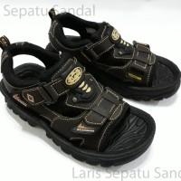 Sepatu Sandal Pria - Sendal Gunung - Weidenmann Tornado - Cokelat, 38