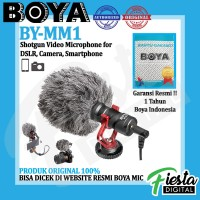 Microphone BOYA BY-MM1 Universal Cardioid Microphone