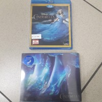 Blu Ray Original Cinderella Lenticular Slip Kimchidvd Steelbook