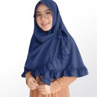 Hijab instan Kanza rempel Jilbab Instan Kerudung Instan Khimar Instan