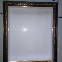 Bingkai frame mahar scrabok 3D uk.21x30 cm (A4)