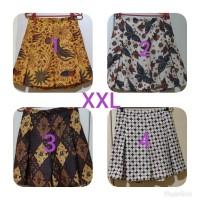 Kulot Celana Pendek Batik Jumbo Keren