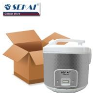 Sekai Rice Cooker / Penanak Nasi CMW 519 - Silver