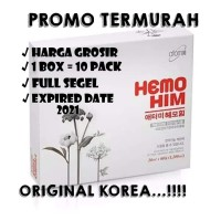HemoHim Atomy Supplemen Korea