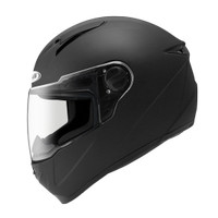Helm Full Face zeus 811 Matte Black, not nolan, airoh, agv, kyt, ink