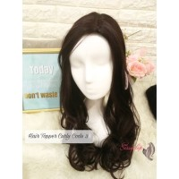 Hair topper curly code 3 toupee