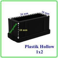 plastik kotak besi hollow 10x20 100 pcs