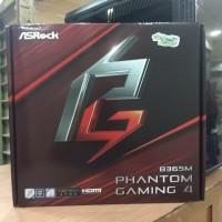 AsRock B365M Phantom Gaming 4 (intel B365, LGA 1151, DDR4) intel gen 9