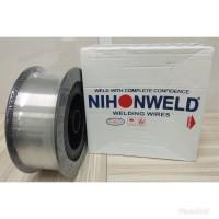 Kawat Las Alumunium MIG ER5356 Dia 1.2mm Nihonweld