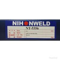 Kawat Las Nihonweld NT-5356 Aluminum Argon Dia 2.4mm