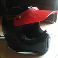 helm helmet cakil VIGANO retro,vintage,jadul,full face. bukan KYT/NHK