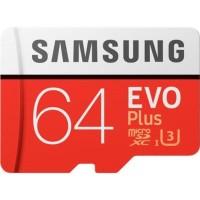 Micro SD SAMSUNG 64GB Evo Plus Class 10 ORIGINAL