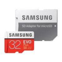 Micro SD SAMSUNG 32GB Evo Plus Class 10 ORIGINAL