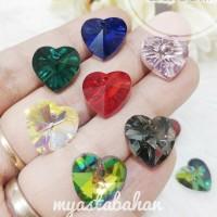 Kristal kaca swa KW Love