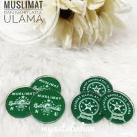 Aplikasi pin Muslimat Nahdlatul Ulama