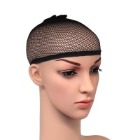Promo Wig Cap Mesh Net Open End Caps Breath Murah