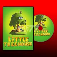 DVD VIDEO ANAK LITTLE TREEHOUSE 60 LAGU
