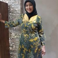 Dress Batik Katun Cirebon Brand Batik Muda (L) BAAD25123