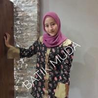 Blouse Batik Katun Cirebon Brand Batik Muda (S) BAAB72091