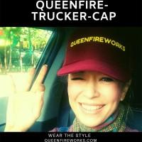 topi trucker queenfireworks