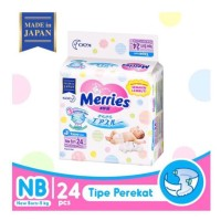 Hot Produk Popok Merries S24 ,Newborn 24, M22 Berkualitas