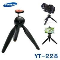 handphone / tablet / aksesoris / Set Yunteng Bluetooth 1288 Plus