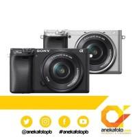 Harga new promo sony alpha a 6400 kit 16 50mm mirrorless digital | Pembandingharga.com