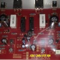 New BELL-17 Mofet-400 2x200W Mosfet Power Amplifier dg Speaker