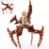 Lego Scorpion Minifigure Spiderman Marvel Super Heroes Xinh 1141