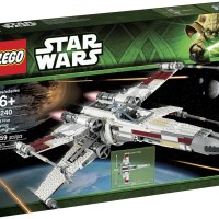 LEGO 10240 - Star Wars - Red Five X-wing Starfighter