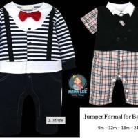 JUMPER FORMAL 66057 FOR BABY BOY / BRETEL / BAJU BAYI LAKI-LAKI / DASI