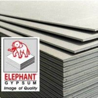 Gypsum Elephant 9mm / Papan Gypsum Board
